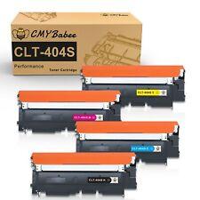 XXL Toner für Samsung Xpress C480 C480W C480FW C430 C430W CLT-P404C CLT-404S Set