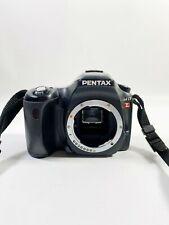 Pentax ist DL 6.1 MP Digital SLR Camera - Black (Body Only)