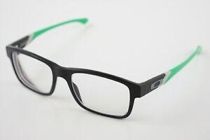 Oakley JUNKYARD OX1074-0253 Black Green 53-18 141 Eye Glasses Frames