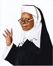 WHOOPI GOLDBERG Signed Autographed SISTER ACT DELORIS Photo