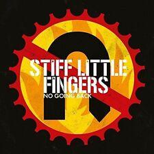 No Going Back - Stiff Little Fingers (2017, CD NEUF)