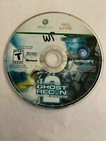 GHOST RECON 2 - XBOX 360 - GAME ONLY - FREE S/H -(G2)