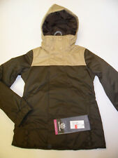 SPECIAL BLEND Women's NC5 True SNOWBOARDING Jacket  Brown Stout  Size Med - NWT