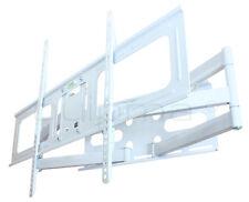 TV-Wandhalterung, quipma 350, schwenkbar, weiß, 42-70 Zoll, bis VESA 600