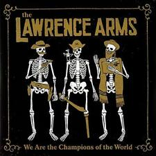 Lawrence Arms - We Are The Champions Of The World (NEW 2 VINYL LP)