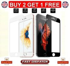 5D Full Cover Tempered Glass Screen Protector Film For iPhone 6 7 8 Plus X XS 11
