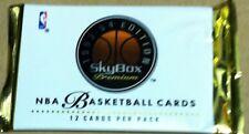 Skybox Premium Edition 1993-94 Series 1 NBA basketball Trading cards