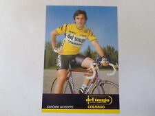 65e4c7814 wielerkaart 1985 team del tongo colnago giuseppe saronni