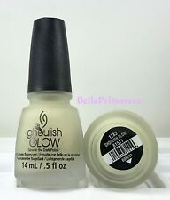China Glaze Nail Polish Ghoulish Glow 1283 Glow In The Dark Lacquer