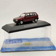 MAGAZINE FIAT 132 Scale 1:43 Diecast /& Plastic Model DEAGOSTINI Series NEW