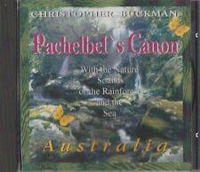 C.D.MUSIC E512  PASHELBEL'S CANON  / CHRISTOPHER BLICKMAN    AUSTRALIA    CD