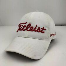 Titleist Golf Strapback footjoy Hat Cap