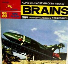 THUNDERBIRDS ALIAS MR. HACKENBACKER CENTURY 21 EP CD REPLICA