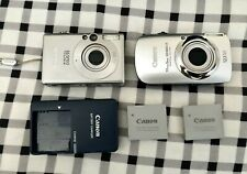 Canon PowerShot Digital ELPH SD960 IS 12.1 MP  *Fine/tested*. CAMERA BUNDLE