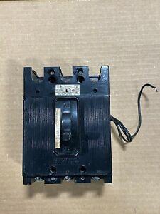 ITE EE3 EE3B060 3 POLE 240V 60  AMP CIRCUIT BREAKER SHUNT TRIP EE3-B060 FLAW