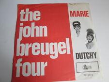 "John Breugel Four: Marie / Dutchy. 7"" Single, Delta, Holland 1965."