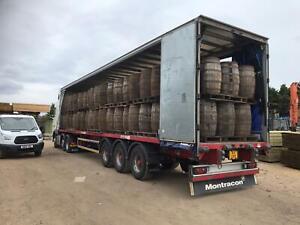**Whiskey barrels / barrel **