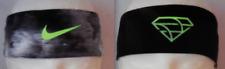 Nike Skylar Diggins Dri-Fit Head Tie 2.0 Black/Grey/Green Men's Women's