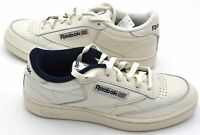 REEBOK MAN SNEAKER SHOES SPORTS CASUAL TRAINERS CODE CLUB C 85 MU DV8812 DV8815