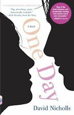 One Day by David Nicholls (2010 Vintage Contemporaries Paperback) 803