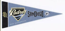 San Diego Padres Pennant - 4 by 9 inch National League Baseball Souvenier 2007
