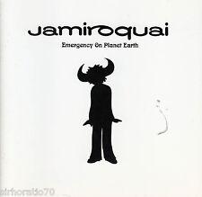 JAMIROQUAI Emergency On Planet Earth CD NEW