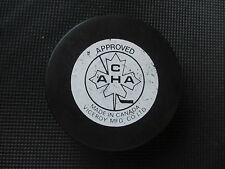 VINTAGE VICEROY CAHA OFFICIAL PUCK