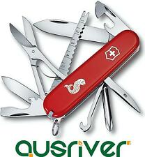 Victorinox Swiss Army Knife Fisherman 1.4733.72 16-in-1 91mm Scalerwith Ruler