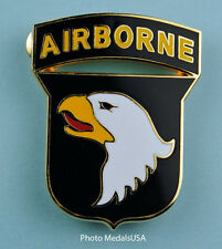 101st Airborne CSIB Combat Service Identification Badge 0204