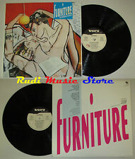 LP FURNITURE The wrong people 1983 italy STIFF STLP/1028 cd mc dvd vhs