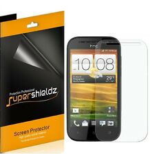 6Pcs HD Clear Screen Protector Guard Cover For HTC One SV Boost Mobile Cricket