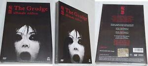 THE GRUDGE ultimate edition - DVD 3 dischi -  cofanetto SIGILLATO ULTIME COPIE!!