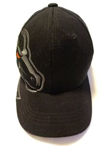 Boise State Broncos Black Zephyr Youth Hat Child Fitted