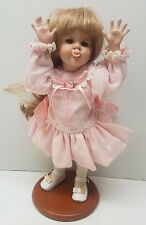 """Vintage 1998 Donna RuBert 14"""" Peggy Sue Little Imp Doll 100 Days of Production"""
