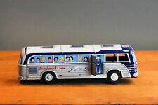 #Antique Tin Toy# Japanese Greyhound Express Coach Bus Touring Car Japan