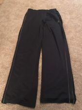 Champion Girls Black Gray Athletic Pants Size Xl