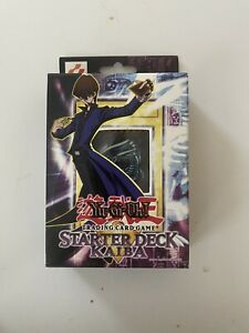 English Starter Deck Kaiba Yugioh New Sealed Deck