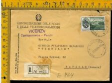 Repubblica Francobollo Commemorativo Isolato E 464