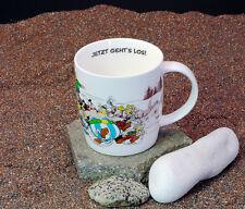 Könitz Porzellan Becher Asterix - Jetzt geht´s los (Asterix, Obelix) 380 ml