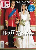 US Magazine Kate Middleton Royal Wedding Collector's Edition Prince William 2011