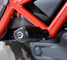 R&G Crash Protectors / Bungs Aero Style Ducati Multistrada 950 '2019' CP0390BL