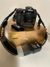 Nikon D D2X 12.4Mp Digital Slr Camera-(Body Only)Bundle- 6577 shutter count