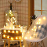 2/3M String Lights Snowflake Xmas Tree Christmas Party Home Warm Lamp Decor