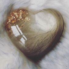 Extra Large Pet Or Human Hair Memorial Keepsake Heart Handmade Gift