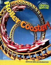 Roller Coaster!: Motion and Acceleration (Raintree Fusion: Physical Science) by