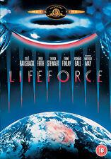 LIFEFORCE (Steve Railsback) - DVD - REGION 2 UK