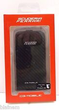New CG Mobile Scuderia Ferrari Black iPhone 4/4S Case Officially Licensed
