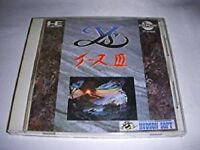 YS III 3 PC-Engine CD Grafx PCE Hudson Import JAPAN Video Game