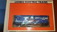 Lionel Electric Power Generator Car w/OperatingMobile Searchlight,0/027,#6-19825