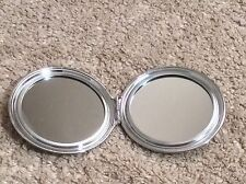 SCAMP & SCOUNDREL Double Mirror Compact w/Pouch. NEW.